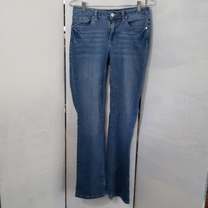 Earl jeans ladies bootcut denim jeans